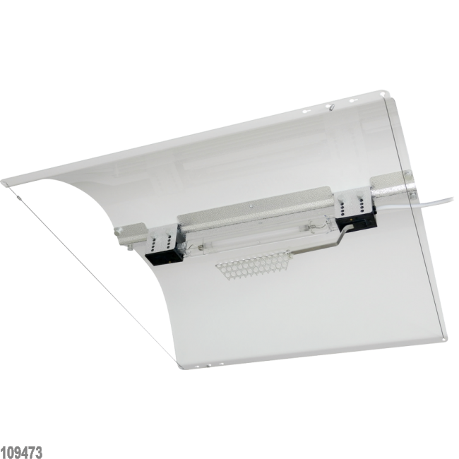 Heijastin Adjust-A-Wings Reflector white Defender large with Hellion socket Double Ended (incl. Superspreader)