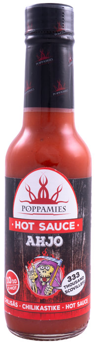 Poppamies Ahjo Chilikastike 150ml
