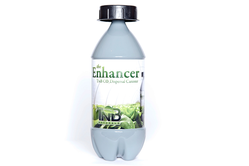 TNB Enhancer CO2 hiilidioksidipullo