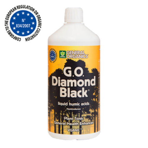 GHE G.O. Diamond Black