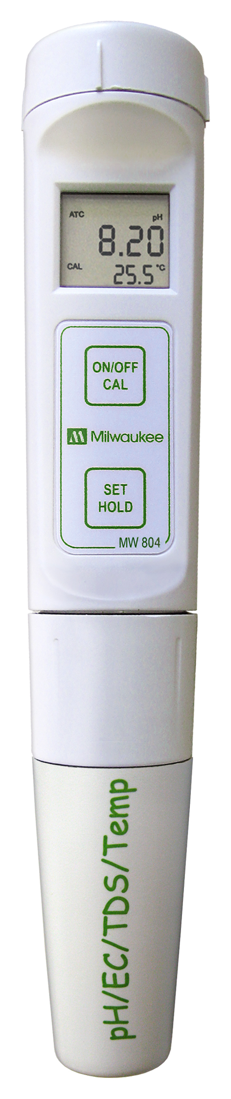 Milwaukee MW804 pH/EC/TDS-mittari