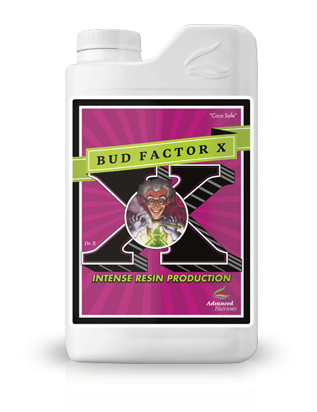 Advanced Nutrients Bud Factor X 250ml -lisäravinne