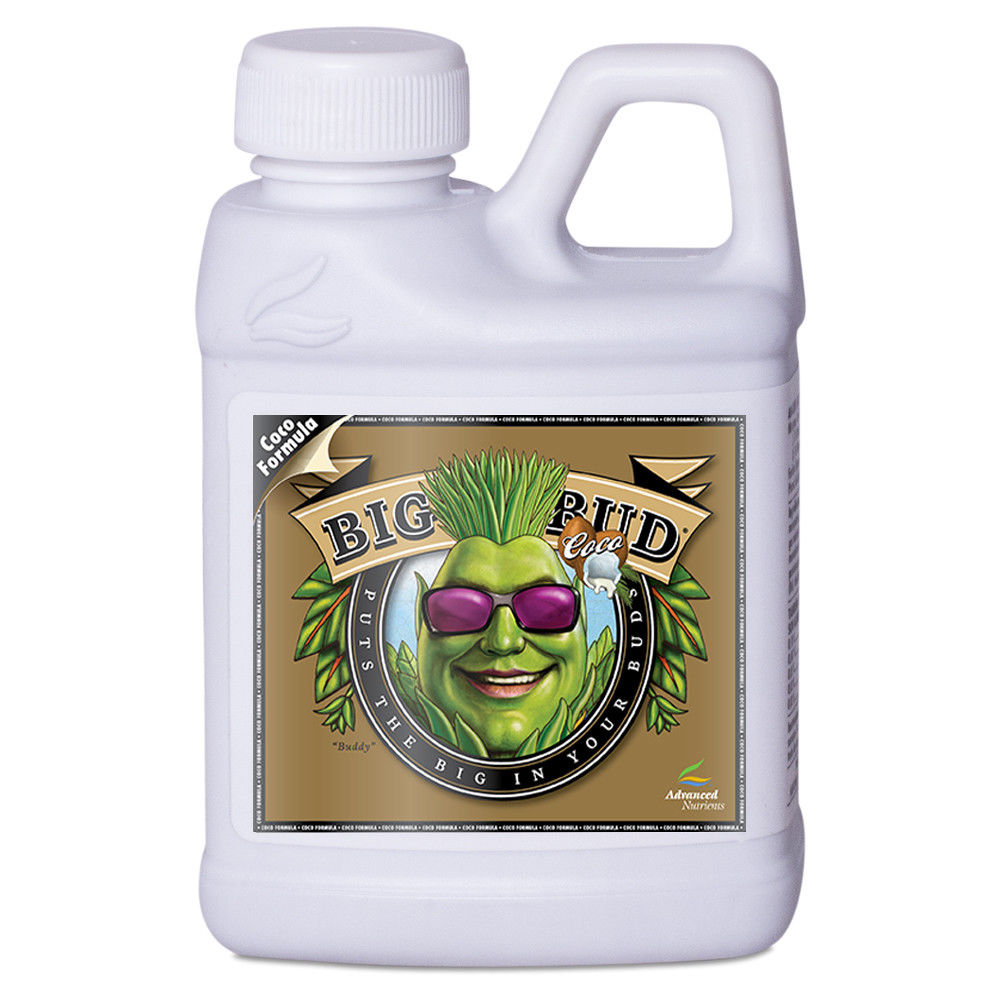 Advanced Nutrients Big Bud Coco 250ml -lisäravinne