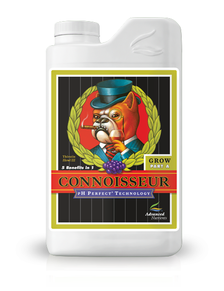 Connoisseur Grow Part A 1L