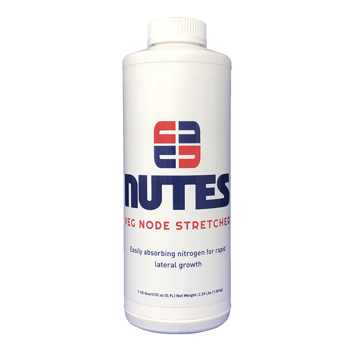 NUTES NUTRIENTS VEG NODE STRETCHER 500ml (pullotettu)