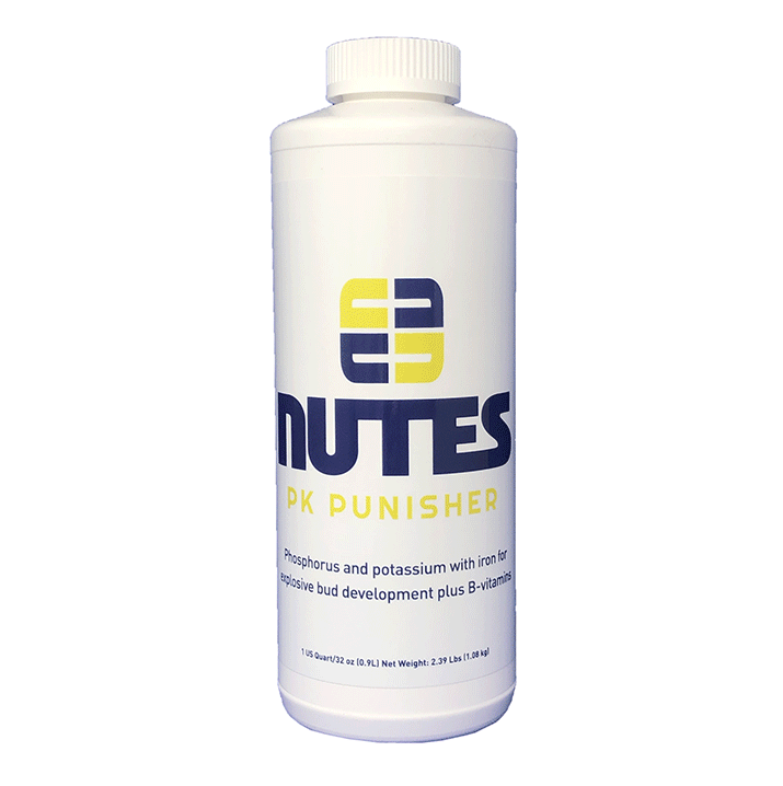 NUTES NUTRIENTS PK PUNISHER 1L