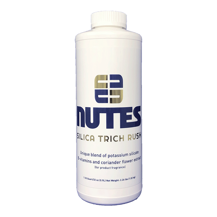 NUTES NUTRIENTS SILICA TRICH RUSH 1L