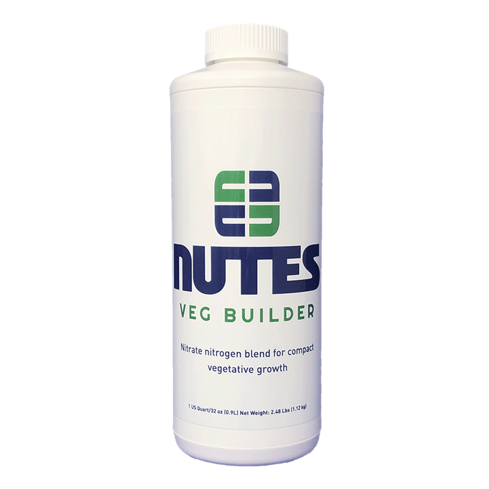 NUTES NUTRIENTS VEG BUILDER 250ml (pullotettu)