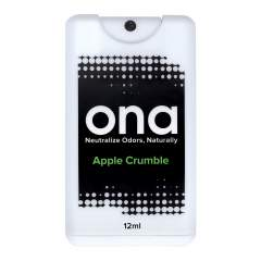 Hajunpoistaja / Ilmanraikastin ONA Card Sprayer Apple Crumble 12ml