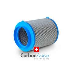 Aktiivihiilisuodatin Carbon Active Homeline 200m3/h 125mm