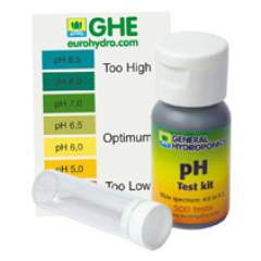 GHE pH Test Kit Tippatesteri 30ml